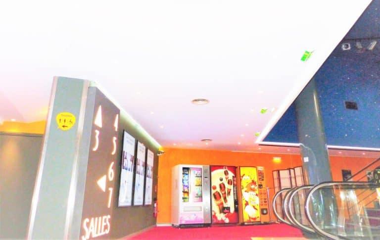 Combien de temps pour peindre un plafond ? Peinture au pistolet