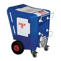 VOLUMAIR groupe Poly 6 trémie de 32 litres